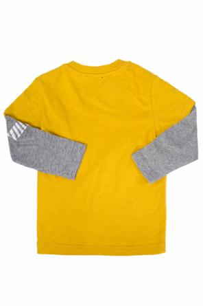 Double sleeve t-shirt od Diesel