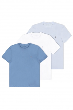 'tonic' t-shirt three-pack od AllSaints