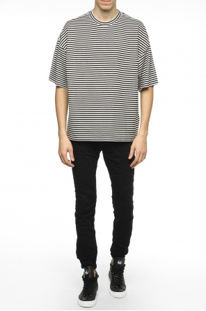 Striped oversize t-shirt od Allsaints