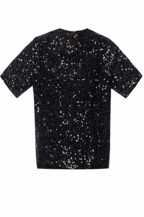 Sequinned top od Victoria Victoria Beckham