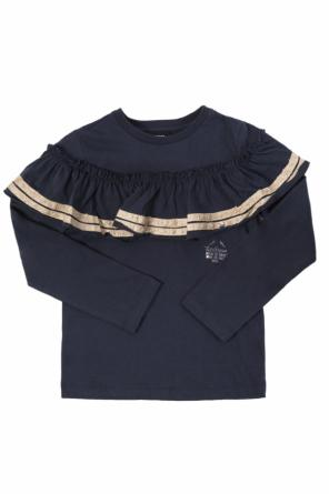 T-shirt with long sleeves od Diesel