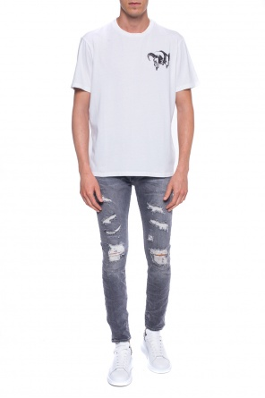 'tryst crew' t-shirt od AllSaints