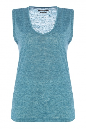Sleeveless t-shirt od Isabel Marant