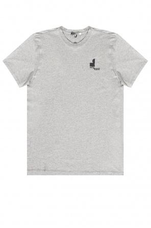 T-shirt with logo od Isabel Marant