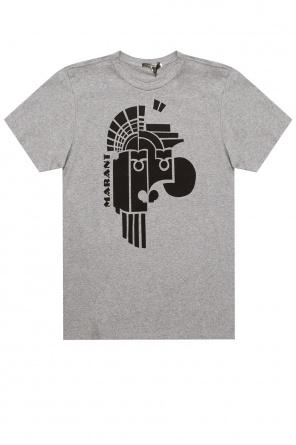 Printed t-shirt od Isabel Marant