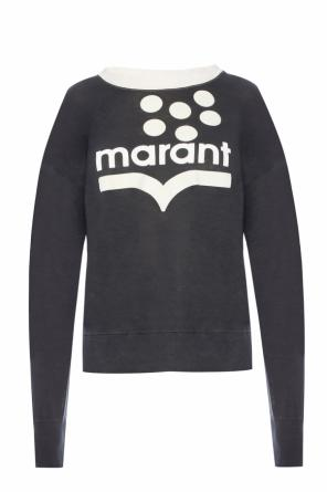 Branded long sleeve t-shirt od Isabel Marant Etoile