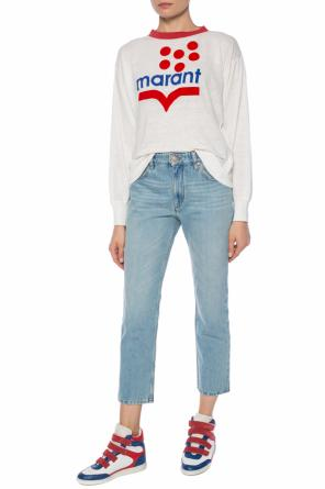 T-shirt with long sleeves od Isabel Marant Etoile