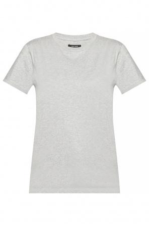 Logo t-shirt od Isabel Marant