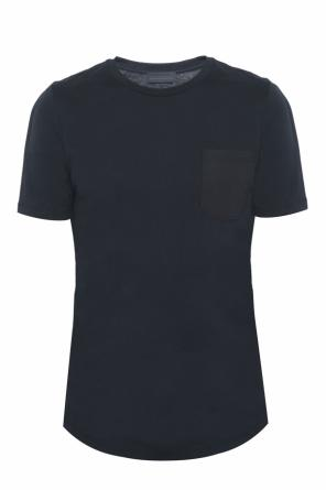 Chest pocket t-shirt od Diesel Black Gold