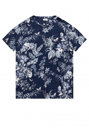Floral print t-shirt od Etro