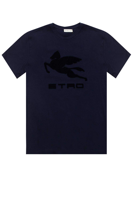 Etro Logo T-shirt