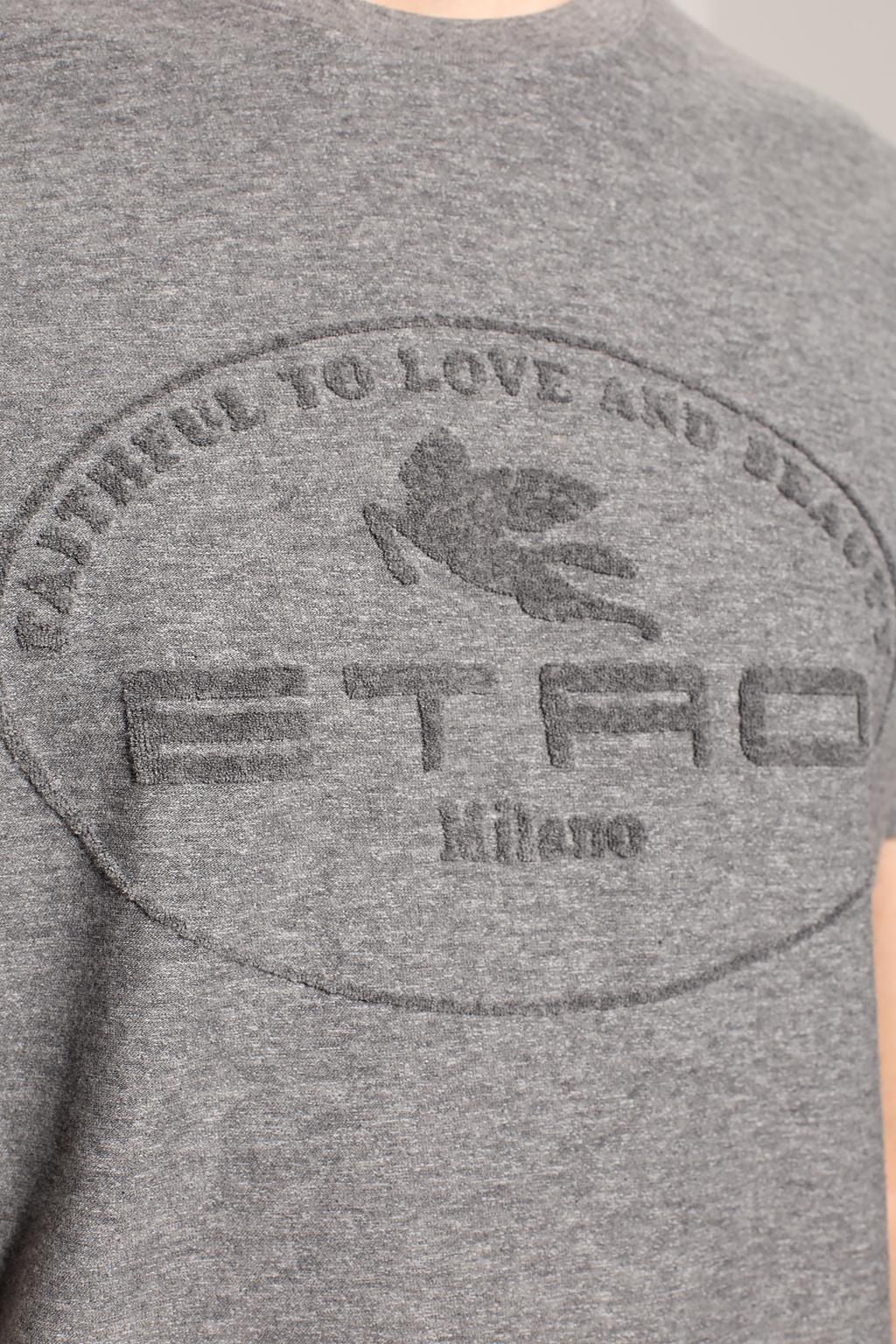 Etro T-shirt with logo