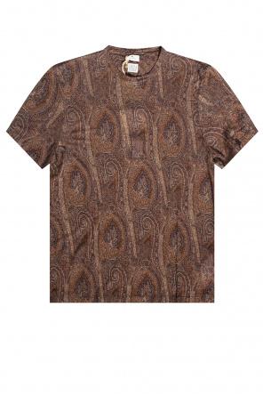 Patterned t-shirt od Etro