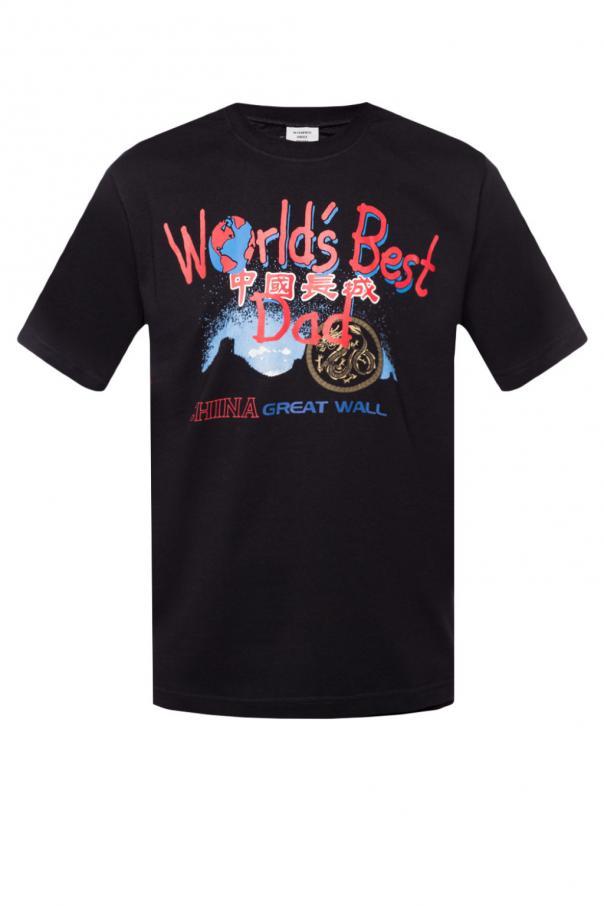 0ebd658e0 T-shirt with 'China' motif Vetements - Vitkac shop online