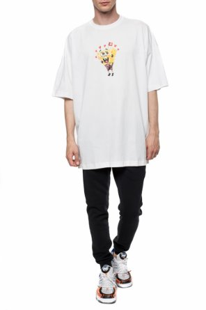 Printed t-shirt 2-pack od Vetements