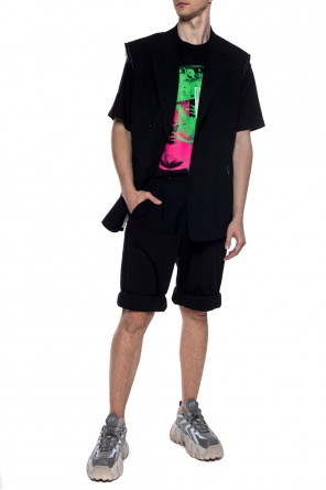 Printed t-shirt od Undercover