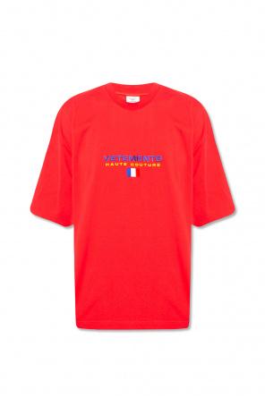 Logo t-shirt od VETEMENTS