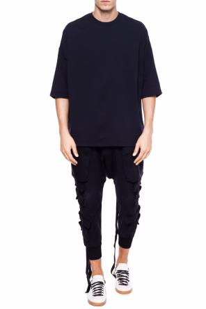 T-shirt typu 'oversize' od Unravel Project