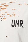 Unravel Project T-shirt with logo