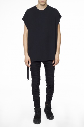 Top typu 'oversize' od Unravel Project