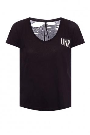 标识t恤 od Unravel Project