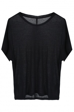 Sheer t-shirt od Unravel Project