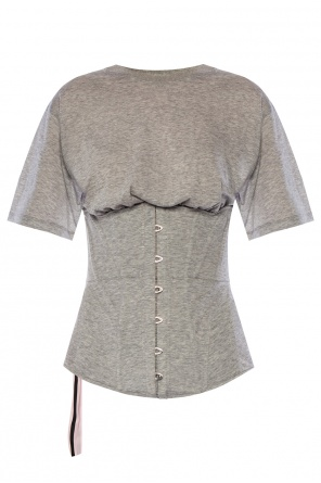 Corset t-shirt od Unravel Project