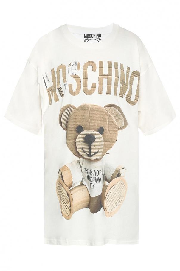 1e06a796da4 Teddy bear oversize T-shirt Moschino - Vitkac shop online