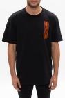 AllSaints 'Vertice' T-shirt with logo