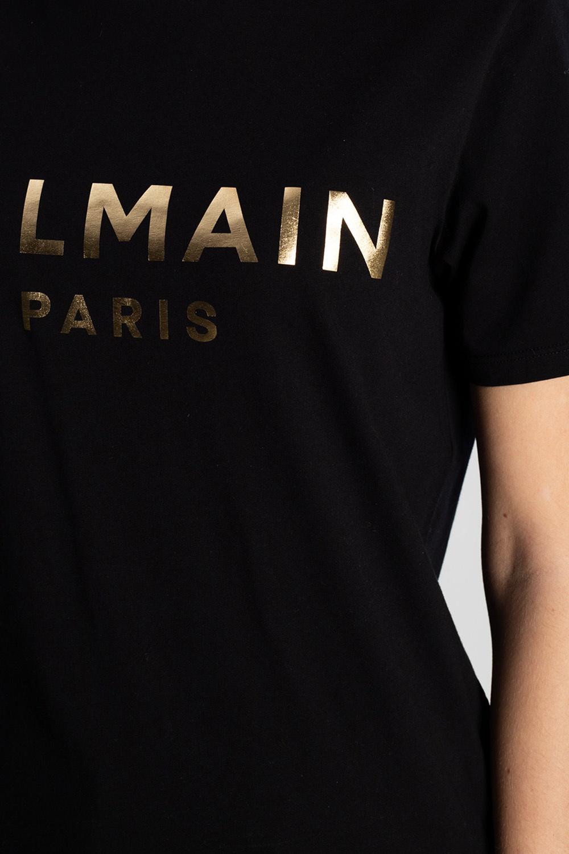 Balmain Logo-printed T-shirt