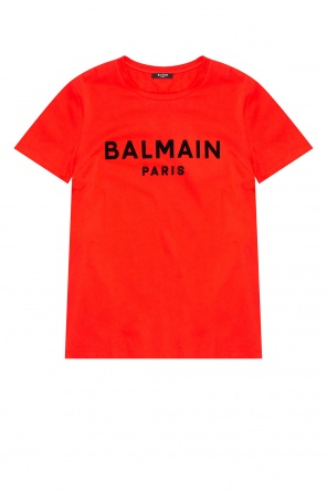 Branded t-shirt od Balmain