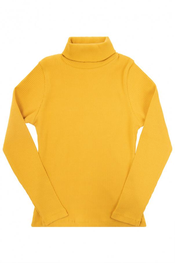 Bonpoint  Ribbed turtleneck sweater