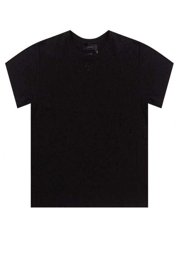 Amiri Distressed T-shirt