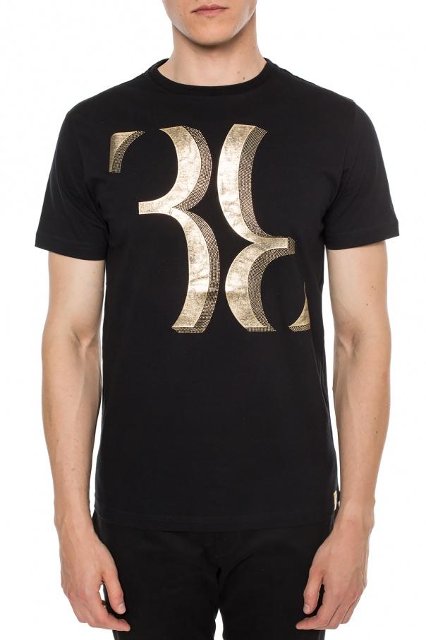 Logo-printed t-shirt od Billionaire
