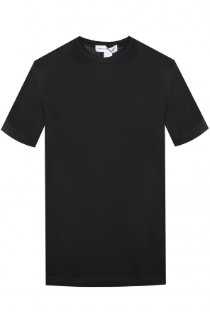 T-shirt with a printed logo od Comme des Garcons
