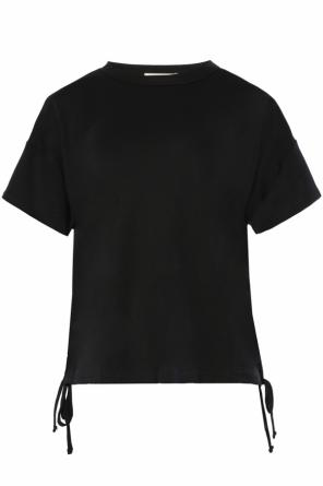 Lacing detail t-shirt od Rag & Bone