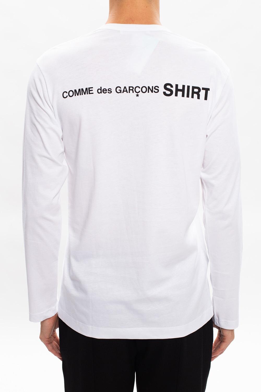 Comme des Garcons Shirt 长袖T恤
