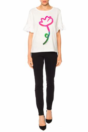 Logo-printed t-shirt od Paul Smith