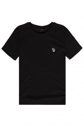 Logo t-shirt od PS Paul Smith