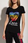 Love Moschino Logo T-shirt