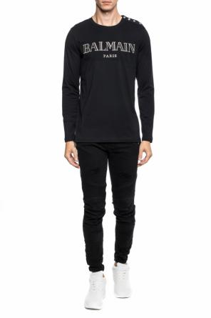 Long sleeve t-shirt od Balmain