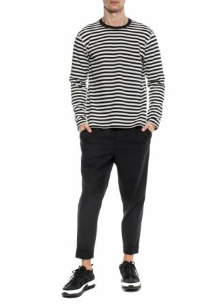 Striped sweater od Junya Watanabe Comme des Garcons