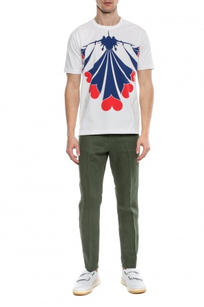 Patterned t-shirt od Junya Watanabe Comme des Garcons