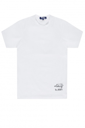 Printed t-shirt od Junya Watanabe Comme des Garcons