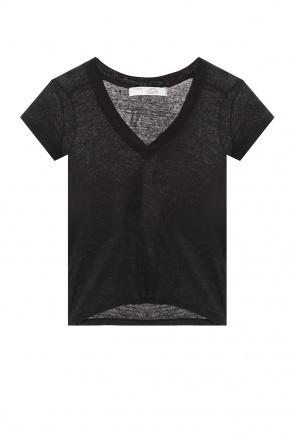 'rodeo' linen t-shirt od Iro