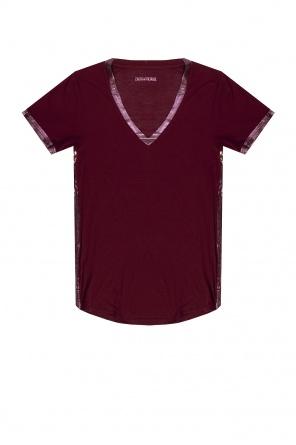 V-neck t-shirt od Zadig & Voltaire