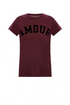 Round neck t-shirt od Zadig & Voltaire
