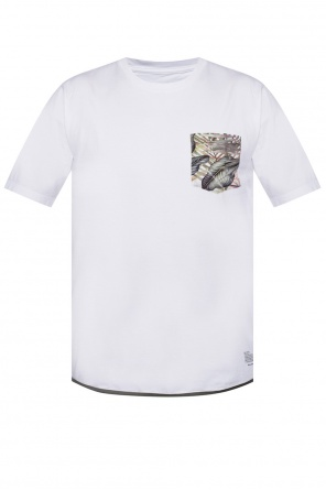 Printed t-shirt od White Mountaineering