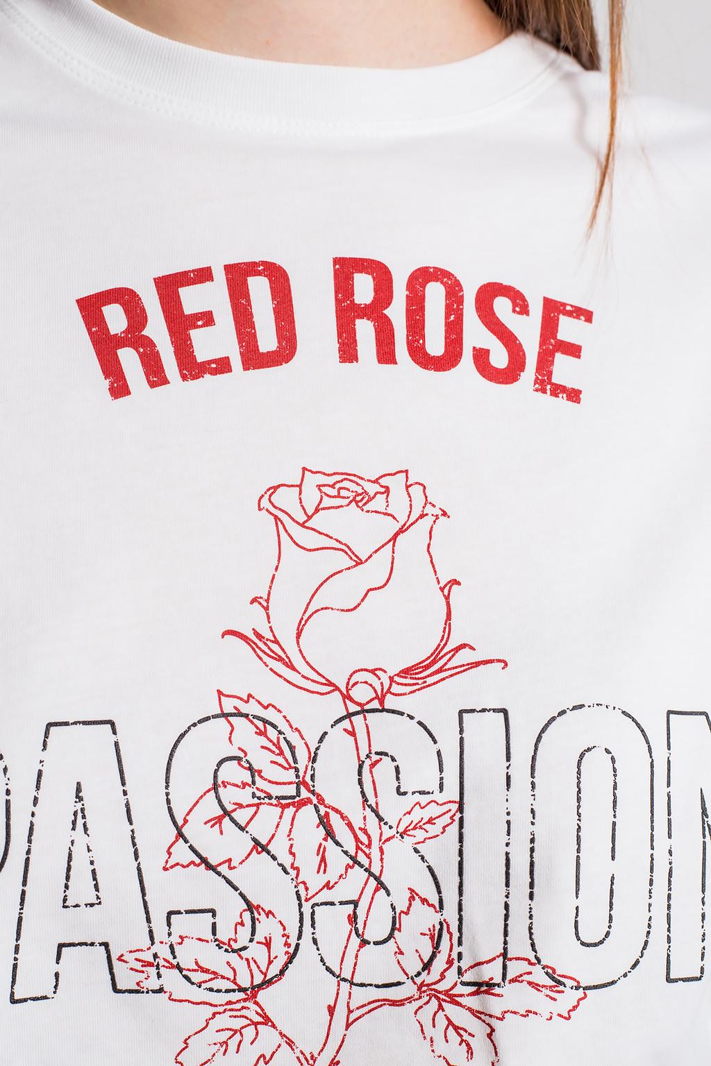 Red Valentino Logo T-shirt