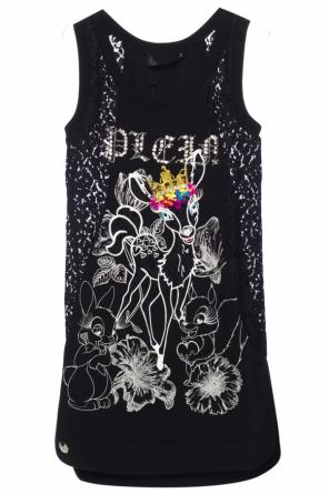 Embroidered dress od Philipp Plein
